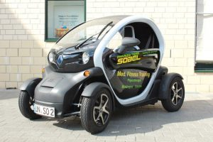 Der Umwelt zuliebe mit dem Elektroauto!